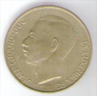 LUSSEMBURGO 5 FRANCS 1986 - Lussemburgo