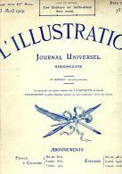 L´ILLUSTRATION Du 3 Avril 1909 20 Pages Richement Illustré - Livres, BD, Revues