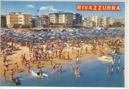 RIVAZZURRA - Rimini - Alberghi E Spiaggia - Rimini