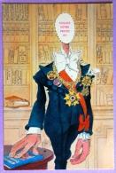 Les Grandes Gueules - Mulatier-Morchoisne-Ricor D - Autoportrait N° 8 - Postcards