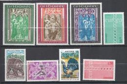 ANDORRE ANNEE 1971  N� 209/16 NEUF* TTB