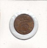 5 CENT BRONZE 1948 Qualité++++++++++++++++++ +++ - [ 3] 1815-… : Reino De Países Bajos