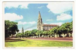 Porto Alegre -igreja Santa Terezinha - Porto Alegre