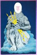 Les Grandes Gueules - Mulatier-Morchoisne-Ricor D - Autoportrait N°16 - Postcards