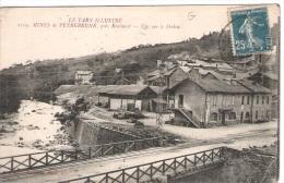 81 TARN MINES De PEYREBRUNE Vue Sur Le Dadou  1074 - Realmont