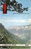 REVUE - BIBLIOTHEQUE DE TRAVAIL - PEDAGOGIE FREINET - N° 623 - AVRIL 1966 - LA BATAILLE DU VERCORS - VASSIEUX - 1939-45