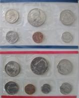 USA SERIE MINT 1981 - O. Mint Sets