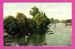 Railway Bridge - Kingston - Animée - Surrey