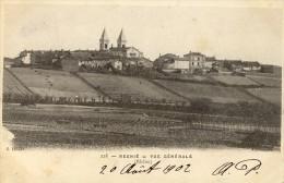 69)  REGNIE     -  Vue Générale - Autres Communes