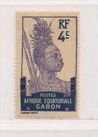 GABON  ( GABO - 13 )  1910  N° YVERT ET TELLIER     N°  51   N* - Gabon (1886-1936)