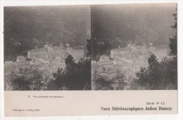 Vue Générale De CAUTERETS - Vues Stéréoscopiques Julien Damoy - Stereoscopische Kaarten