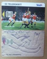 2 Télécartes Norvège Sport N° 12 Et N° 32 - Norvège
