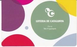 España--Loteria De Catalunya--2009 - Calendarios