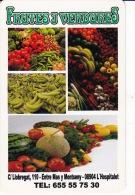 España--Barcelona--Frutas Y Verduras-2010 - Tamaño Pequeño : 2001-...