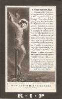 DP. MARIE-FRANCOISE-ROSINE BARONNE DE LAMBERTS-CORTENBACHT + SAINT TROND 1896 - 75 ANS - Religione & Esoterismo