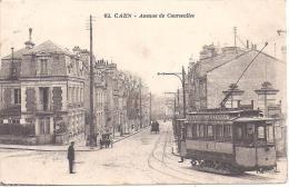 CAEN - Avenue De Courseulles - Caen
