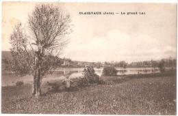 Dépt 39 - CLAIRVAUX-LES-LACS - Le Grand Lac - Clairvaux Les Lacs