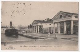 SAINT MANDRIER - L'Hôpital Maritime - Vue Extérieure - Saint-Mandrier-sur-Mer
