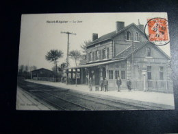 Saint Riquier  La Gare - Saint Riquier