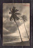 43435   Sri  Lanka(Ceylon),  Colombo  Sea  Shore By  Moonlight,  NV - Sri Lanka (Ceylon)