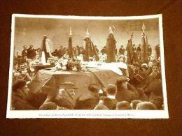 WW1 Prima Guerra Mondiale 1914-1918 La Salma Di Bruno Garibaldi A Roma - Non Classés