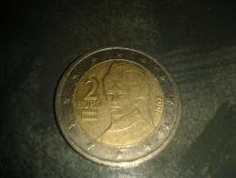 2 Euros Autriche 2002 - Autriche