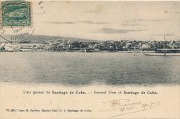SANTIAGO DE CUBA - Vista General - Cuba