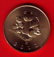 Medaille - Kat Cat Mietze - 2012 - Non Classés