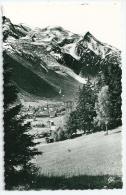 Cpsm: 74 CHAMONIX MONT BLANC  Vue Sur Le Mont Blanc  N°421 - Chamonix-Mont-Blanc