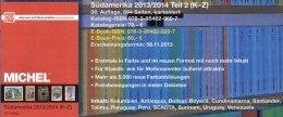 MlCHEL Süd-Amerika Band 3/2 K-Z Briefmarke Katalog 2014 New 79€ Paraguay Peru Surinam Uruguay Catalogue Of South-America - Fiestas & Eventos