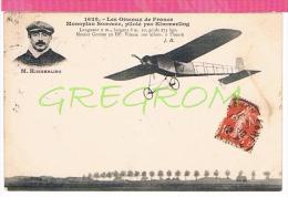 Les Oiseaux De France , Monoplan Sommer Piloté Par Kimmerling - Reuniones