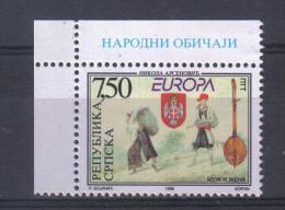 FRZ289 - BOSNIA E. Repubblica SERBA ,  Unificato Il N. 105  *** EUROPA - 1998