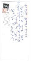 VEND BEAU TIMBRE DE FRANCE N° 3211 SUR LETTRE !!!! - Briefe U. Dokumente