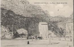 Entrevaux - Entree De La Ville - Andere Gemeenten