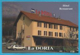 "C.P.M. Saint-Alban-Leysse - Hôtel Restaurant "" La Doria "" - Otros Municipios"