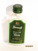 Mignonnette Gin  Greenall's  Original  50 Ml Vide - Miniatures