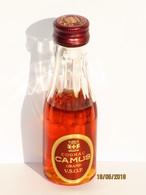 Mignonnette  Cognac Camus Grand Vsop   2 Cl - Miniatures