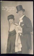 AK  CIRQUE    CIRCUS       MR.  TILLY AND OLGA   MOD.  JONGLEUR    AKT. - Zirkus