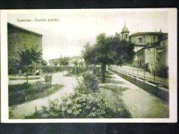 MARCHE -MACERATA -CAMERINO -F.P. LOTTO N°328 - Macerata