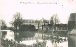 MAYENNE 53.GORRON CHATEAU DU BAILLEUL COTE DE L ETANG - Gorron