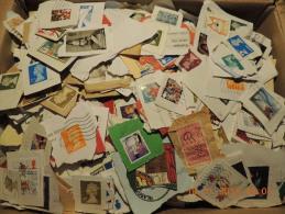 GB Ca. 1 Kg (wiege Großzügig Ab) - Stamps
