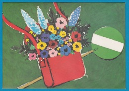 SBB CFF FFS - Enveloppe 1976 - Vieux Papiers