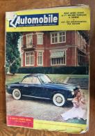 L'automobile N°79 Novembre 1952 Etat Moyen. - Auto/Moto