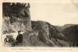 TRICYCLE A MOTEUR Environs De Morez Jura - Motos