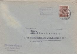 20.9.46 BESSERE TEIL/BAR-Frankatur Halle/Waldsteinberg. MK - Zone Soviétique