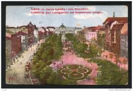 UK3) Lwów / L´vov / Lemberg - Karola Ludwika I Waty Hetmariskie - 1920 - Ukraine