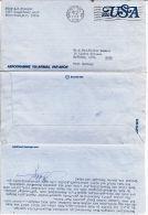 Luftpostleichtbrief Aerogramme, Brewerton Nach Hofheim 1980 (42901) - 1961-80