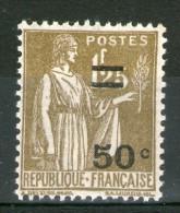 N° 298* _tres Bon Centrage_cote 6.00 - France