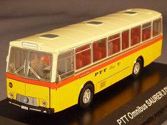 Arwico 002601, Saurer 3DUK Postauto, 1:87 - Véhicules Routiers