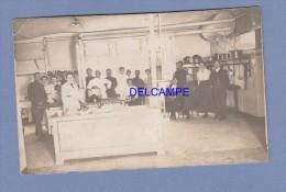 CPA Photo - COBLENZ - Les Cuisines Du Camp Allemand De Prisonnier - WW1 1914 / 1918 - Guerre 1914-18